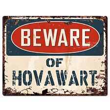 Pp1456 Beware of Hovawart Plate Chic Sign Home Store Wall Decor Funny Gift