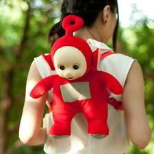 New Hot Teletubbies Plush Toys Effect Toddler Toys Backpack School Bags Gifts