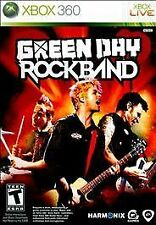 Green Day: Rock Band (Microsoft Xbox 360 Game)