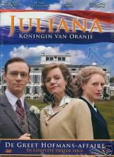 JULIANA KONINGIN VAN ORANJE - SERIE 2 DE GREET HOFMANS AFFAIRE - DVD SEALED
