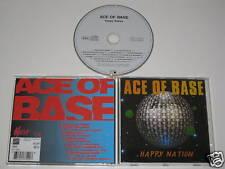 ACE OF BASE/HAPPY NACIÓN (BARCLAY 517 749-2) CD ÁLBUM