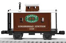 Lionel Gingerbread Junction Bobber Caboose