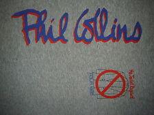 Vintage Concert T-Shirt PHIL COLLINS 85 NEVER WORN  NEVER WASHED GENESIS