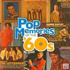 Pop Memories of the '60s: Honey by Various Artists (CD, 2009, 2 Discs, Tiem Life