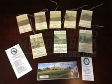1999 Us Open Golf Complete Set of 8+ Tickets Payne Stewart Victory