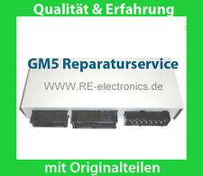 Reparatur der ZV Zentralverriegelung BMW Grundmodul GM5 ZKE E46 E85 X3 E83 Z8 #8
