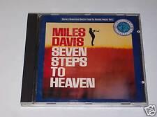 CD - MILES DAVIS - SEVEN STEPS TO HEAVEN - Columbia
