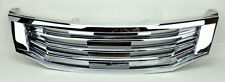 Honda Accord 08-10 4dr JDM Style Front Chrome Bumper Hood Grill