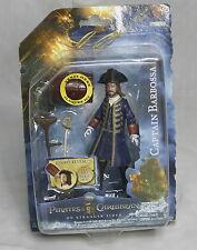 Pirates Of The Caribbean On Stranger Tides Figure Barbarosa Zombie Disney