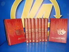Lote de 9 libros EDITORIAL PLANETA-observa las fotos-EDICION 1978- ESPECIAL
