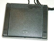 vintage DICTAPHONE 1714 pedale PEDAL desktop VOICE PROCESSOR Diktaphon FOOT