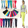 Jeans Skinny Ladies Womens Sexy Fit Stretch Jeggings Trousers New Denim Blue