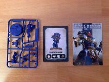 *NEW* Warhammer 40k Space Marine Heroes Brother Gaiun Free