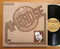 I Only Have Eyes For You Ambrose & His Orchestra 1986 Old Bean OLD 9 NM/EX