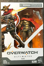 """Overwatch Ultimates McCree 6"""" Action Figure Blizzard E1"""