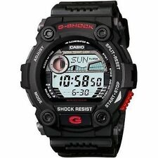 Casio G-SHOCK Men's Quartz Watch With Digital Display and Resin Strap
