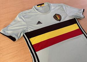 Men's Adidas Belgium National Team Soccer Jersey Size Adult Medium World Cup