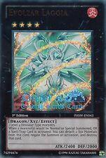 YU-GI-OH, EVOLZAR LAGGIA, UR, PHSW-EN043, 1. Edition, TOP