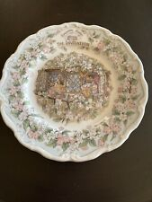 New Listingbrambly hedge royal doulton Dessert Plate - The Invitation
