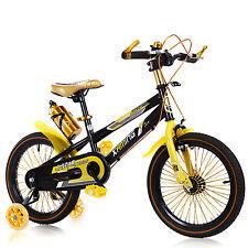 18 Zoll Kinderfahrrad BMX Bike paw patrol Gelb 7 8 9 Jahren