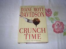 CRUNCH TIME by DIANE MOTT DAVIDSON  +FM+