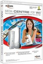 media centre for wii