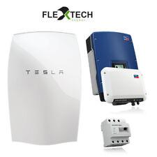 Tesla Powerwall Set & SMA STP 10000 TL-20