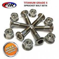 Titan Hinteres Kettenrad Montage Schrauben & Muttern M8 X 30mm Passend für