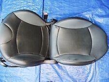 2007-2013 MINI COOPER R55 R56 R57 LEFT DRIVER BLACK SPORT FAUX LEATHER SEAT OEM