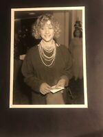Helen Mirren Vintage 6 X 8 Press Photo 1980's