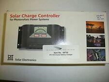 STECA SOLAR CHARGE CONTROLLER  PR1010 8730