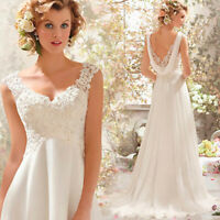 Custom Embroidery Bride Dress Long White Lace Ball Gown Dresses with Long Train