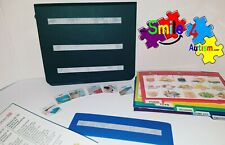 Visual Communication Photo Book for Autism Language Exchange Articulation Cards