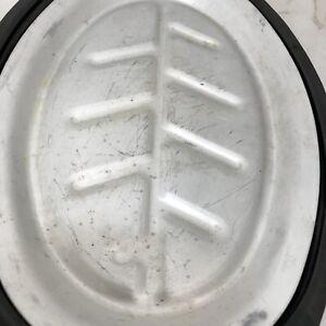 2 Nordic Ware Sizzler Plates Fajita Steak
