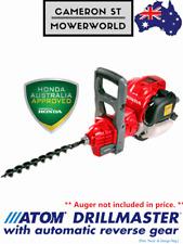ATOM 960 Professional Drillmaster Powered by 35cc Honda GX-35 4-Stroke Engine