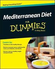 Mediterranean Diet For Dummies, Berman, Rachel, Good Book