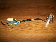 Hodaka Ignition Key Switch Wombat 125 Ace 100 B + NOS Japan  Hodaka # 929435 A