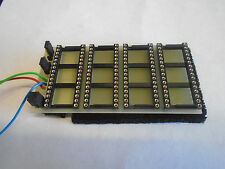 Carrier Board and Set of 4 New and Unused Acorn RISC OS 3.11 ROMS for Archimedes