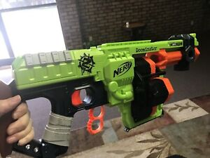 nerf zombie strike doominator With Nerfs See Pictures