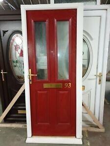 Composite Front Door 900mm X 2110mm ( Reduce To 880mm )