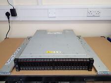 IBM STORWIZE V7000 24TB 2U JBOD Expansion Enclosure 24x 1TB 7.2K SAS 2076-224