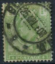 Orange River Colony 1903-1904 SG#139, 1/2d Yellow-Green KEVII Used #E11367