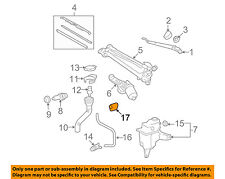 TOYOTA OEM Windshield Wiper Washer-Nozzle Spray Jet 8538130170