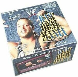 Raw Deal CCG: Mania Booster Box