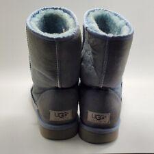 UGG- australia womens Blue Classic boots. Sz w7