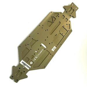 ARRMA TYPHON TLR - CHASSIS (6S ALUMINUM CNC 7075 T6 SHORT SWB ARA8306