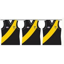 Richmond Tigers 5 Metres Official AFL Team Party Bunting