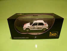 IXO 1:43 - CITROEN VISA 1000 PISTES - 7 RALLY MONTE CARLO 1985 RAC111  - IN  BOX