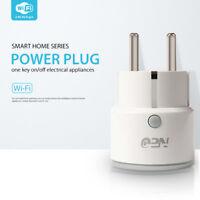 WiFi Smart Plug Mini Wireless Smart Outlet Compatible  Alexa Echo Google IFTT