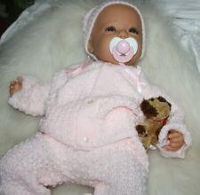 Baby Mia-Rose von Antonio Juan Babypuppe Künstlerpuppe